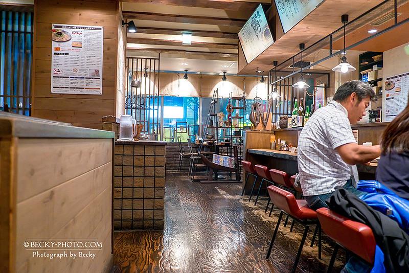 2017.Apr 盛岡じゃじゃ麺 @Morioka, Japan