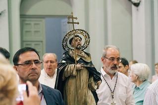 Celebración de la Traslación de Santo Domingo en Atocha