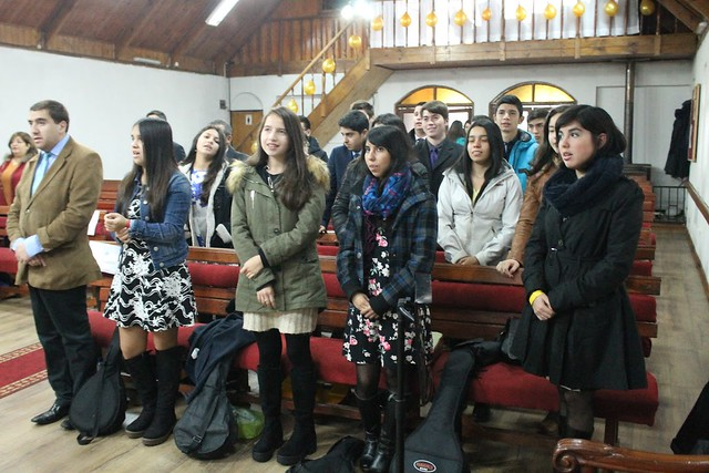 Evento de Juventud en la IMPCH Bet-el