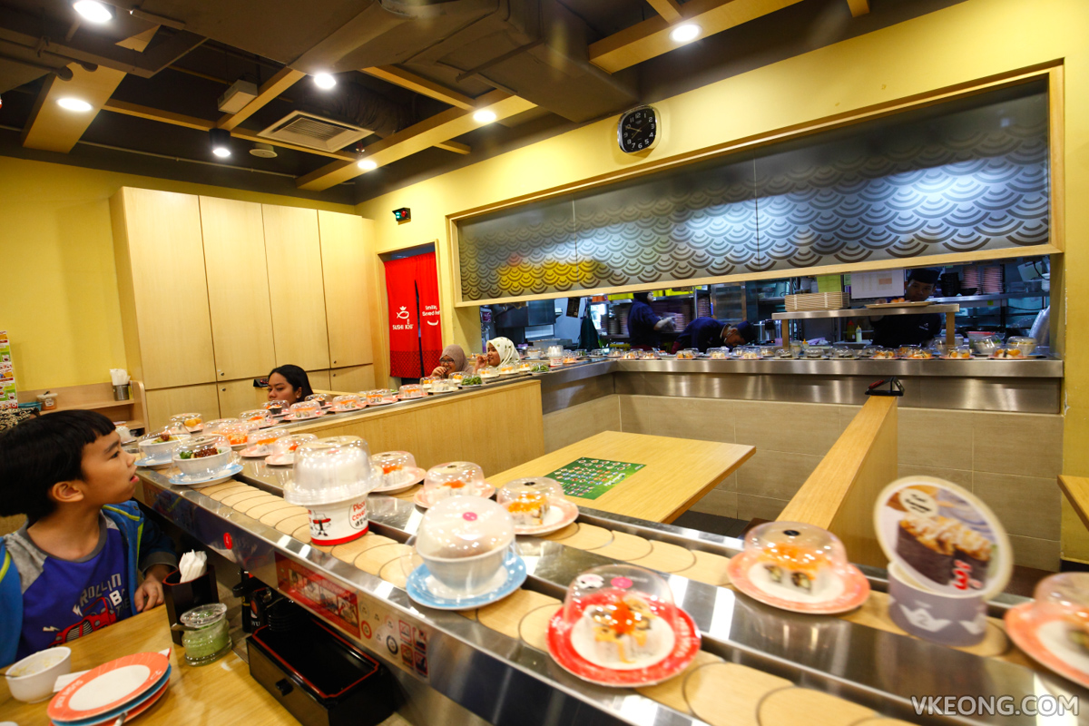 Sushi King Buffet Sushi Conveyor Belt