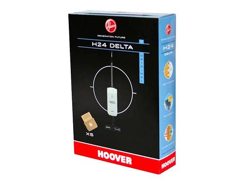 SACCHETTO SCOPA ELETTRICA HOOVER H24 PZ.5