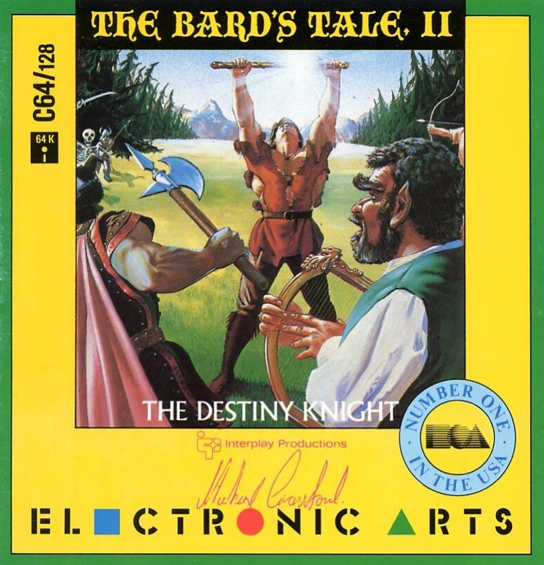 The Bard's Tale II