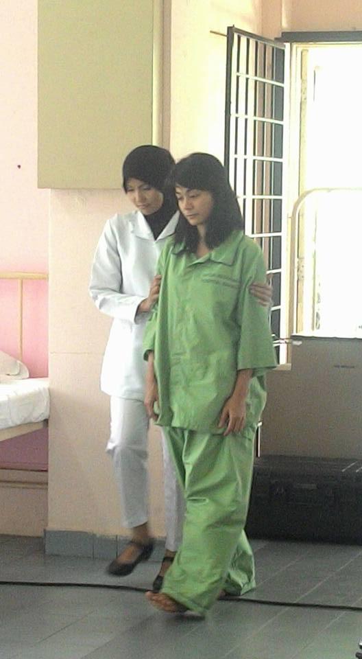 babak lakonan Tasha Shila sebagai Rita