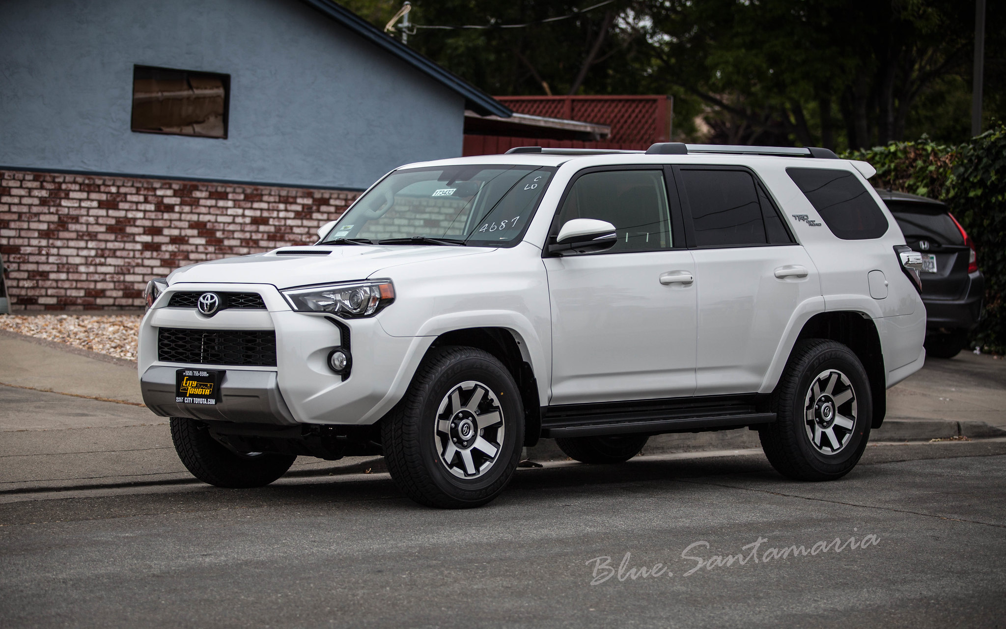 Post your 5th Gen Super White T4r photo Page 42 Toyota 4Runner
