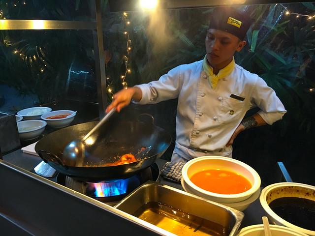 Lemon Garden Shangri-La - Char Kway Teow Station