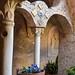 Cloister, Villa Cimbrone, Ravello, Italy