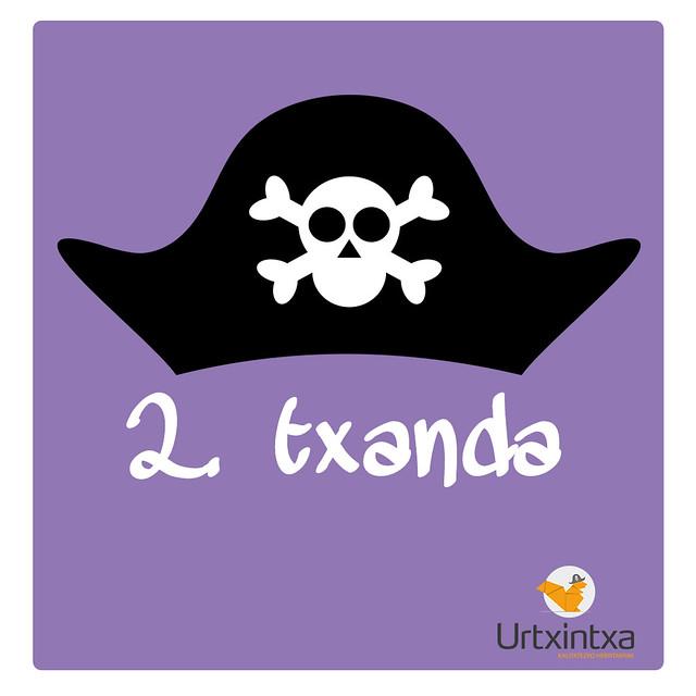 Pirata Udalekuak 2017- 2.txanda