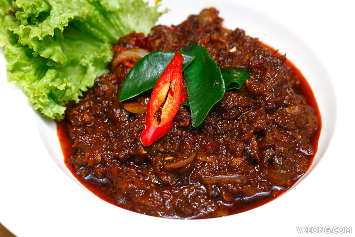 Baan Rao Cockles in Chili Paste