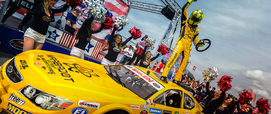 KENNOL and Euro NASCAR were blessed by huge crowd in Brands Hatch for American Speed Fest!