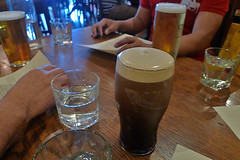 London - The Mute Swan pint lager