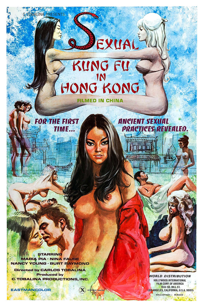 Sexual kung fu