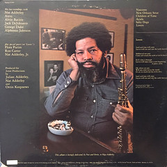 CANNONBALL ADDERLEY:LOVERS...(JACKET B)