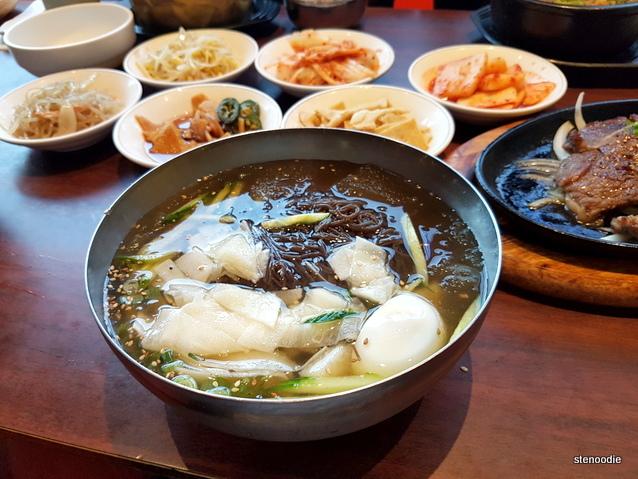 Lim Ga Ne cold noodles