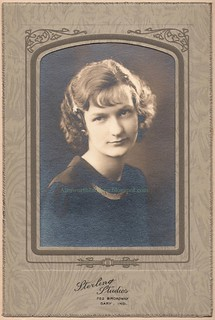 2017-5-26. Norma Lindborg ca 1935