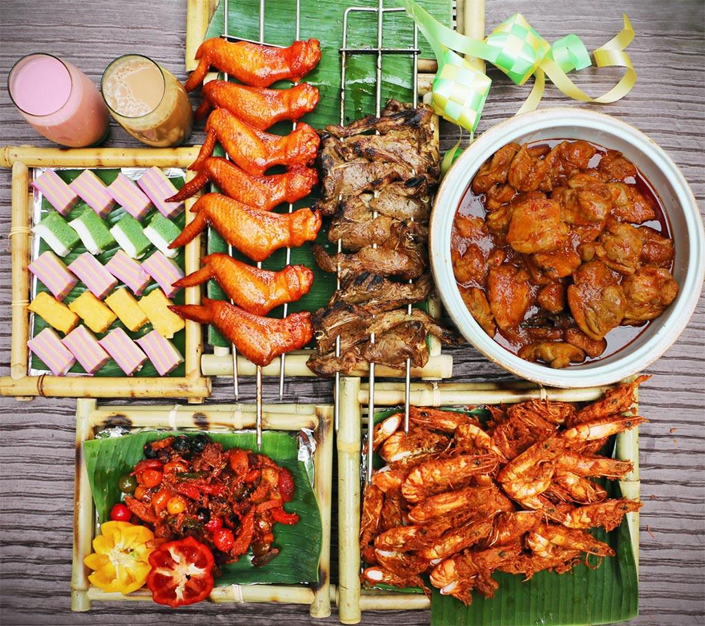 Lemon Garden, Shangri-La Hotel KL Ramadhan Buffet