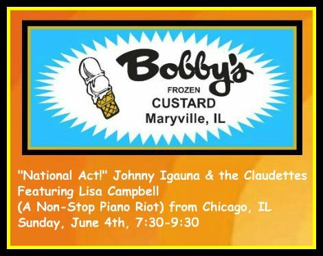 Bobby's Frozen Custard 6-4-17