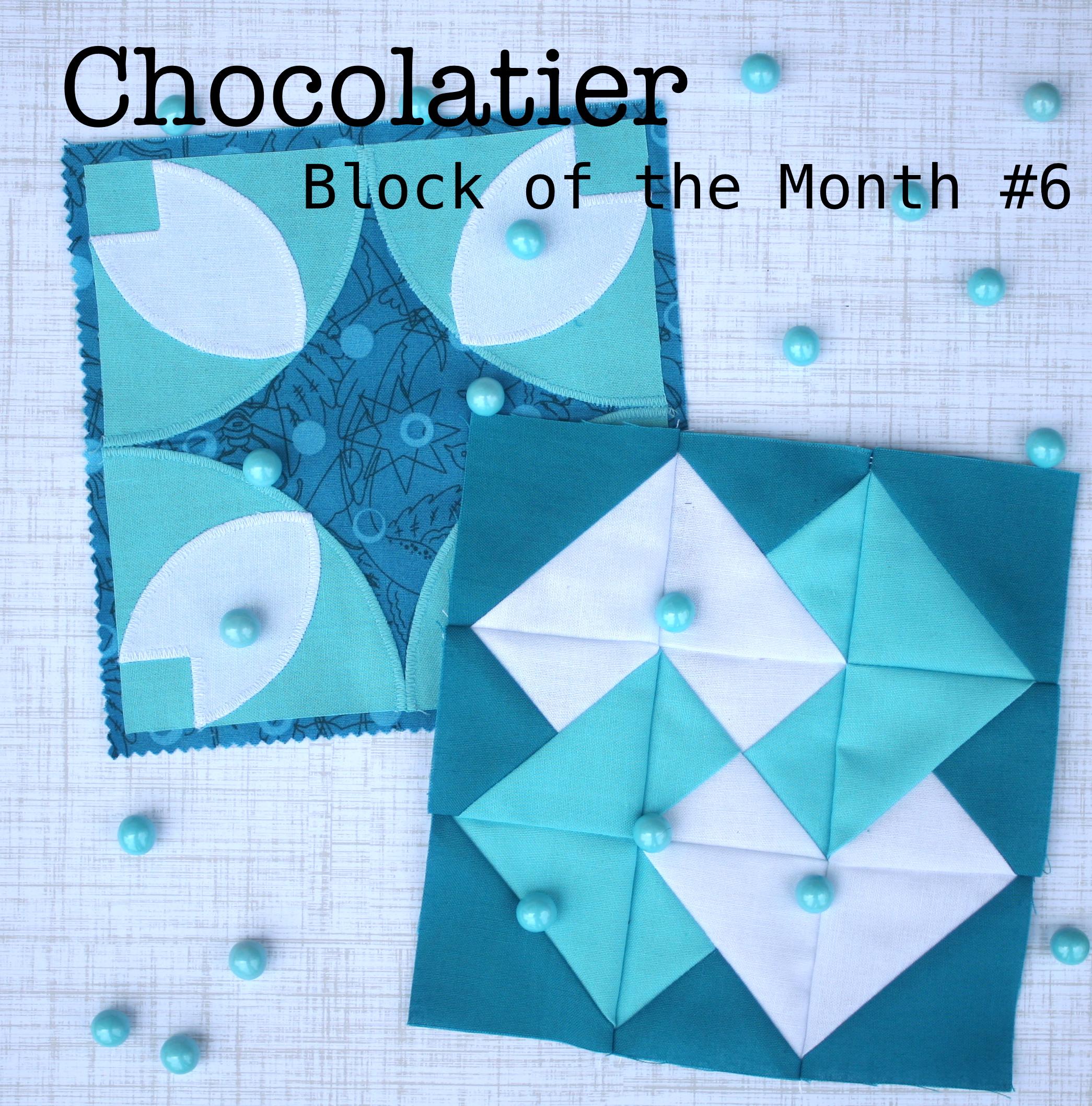 Choco #6 2 blocks