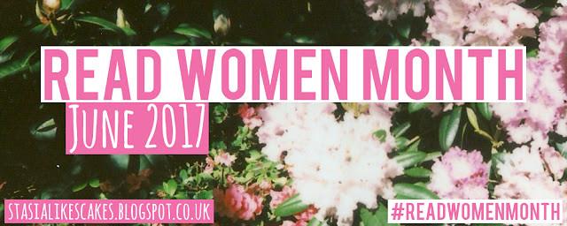 Read Women's Month Banner