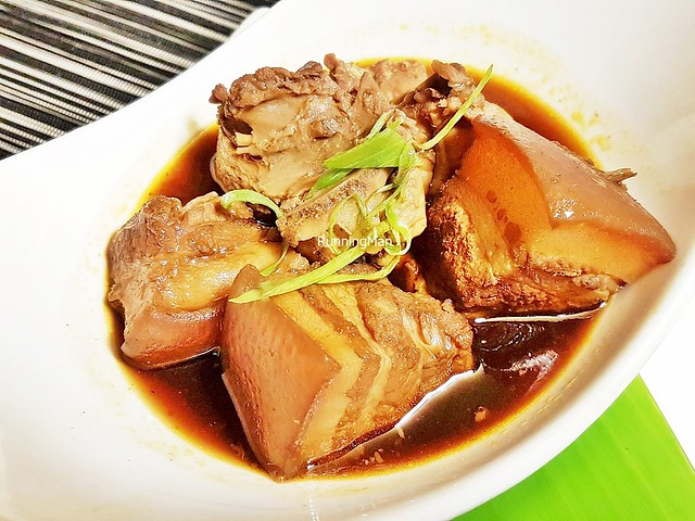 Adobo Chicken And Pork