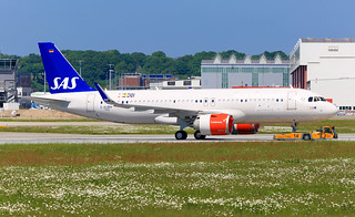 A320-251N, SAS Scandinavian Airlines, D-AUBM (MSN 7602) | by Mathias Düber