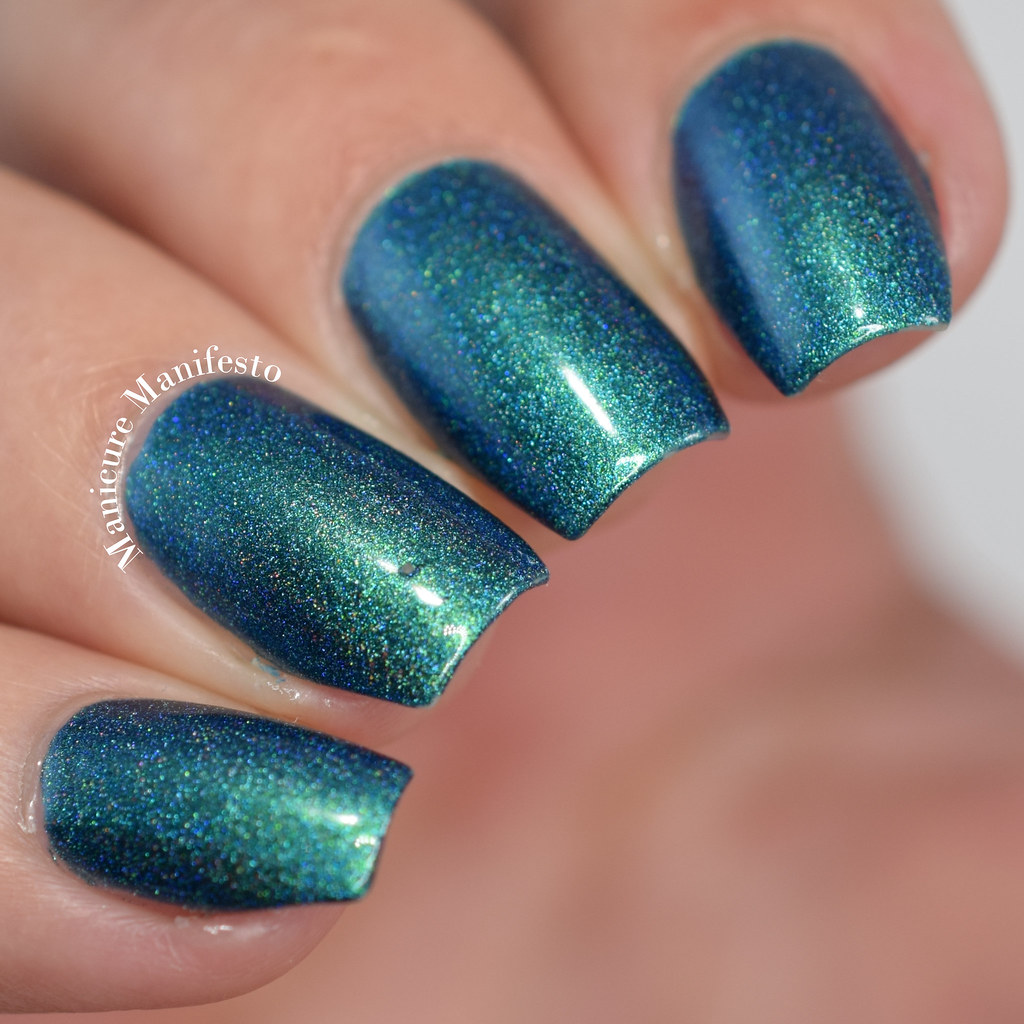 Great Lakes Lacquer The Jewel Of Ontario Swatch
