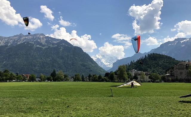 Interlaken, Switzerland 2017