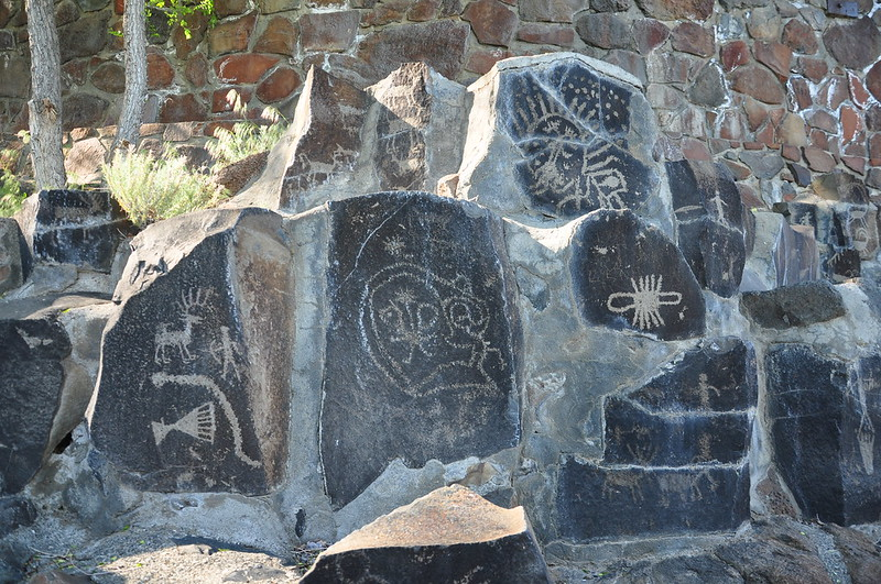 Vantage Petroglyphs