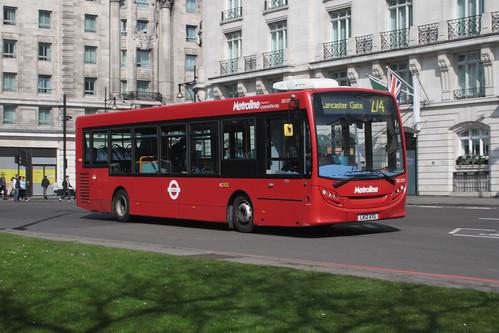 Metroline DE1332 LK12AYG