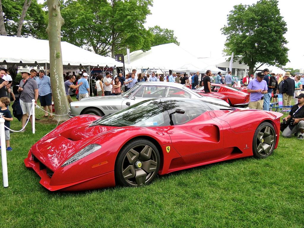 Ferrari P4-5 Greenwich 7