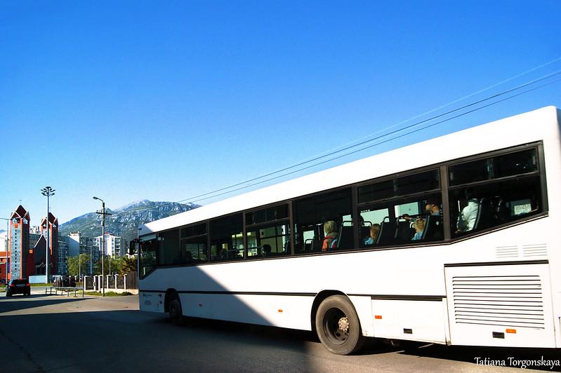 Локальный транспорт Бара