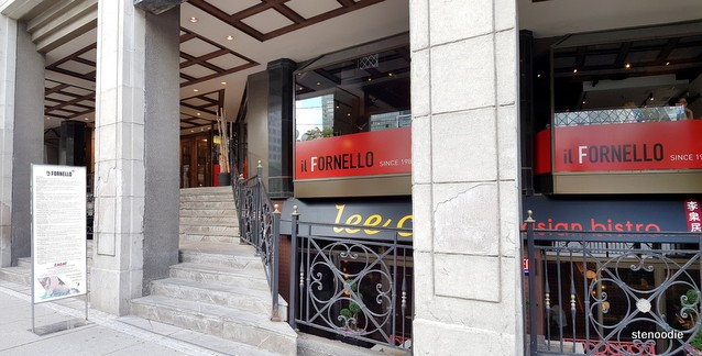 Il Fornello King storefront