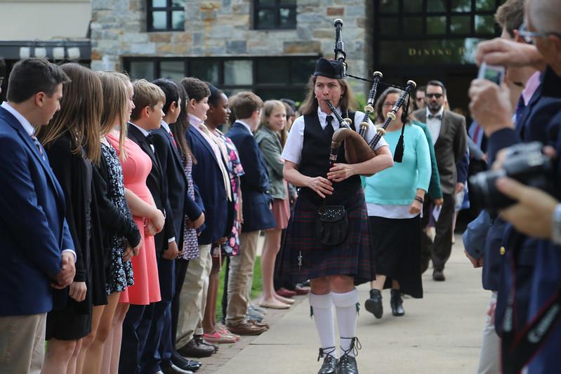 Middle School Graduation