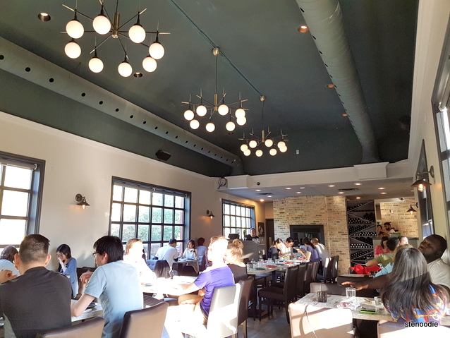 NextDoor Restaurant interior