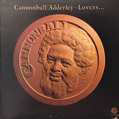 CANNONBALL ADDERLEY:LOVERS...(JACKET A)