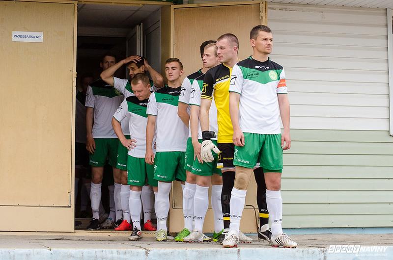 Belarus Cup. FC Sputnik 0:3 FC Volna. 14/06/2017