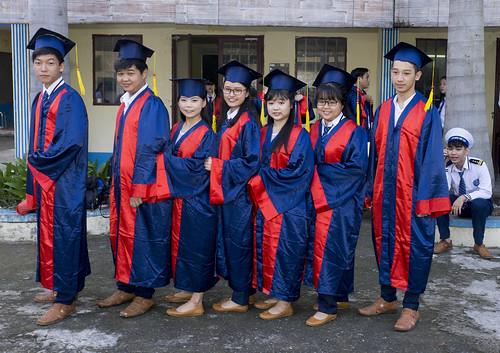 Lễ tổng kết năm học 2016 - 2017, lễ Tri ân và trưởng thành của học sinh lớp 12