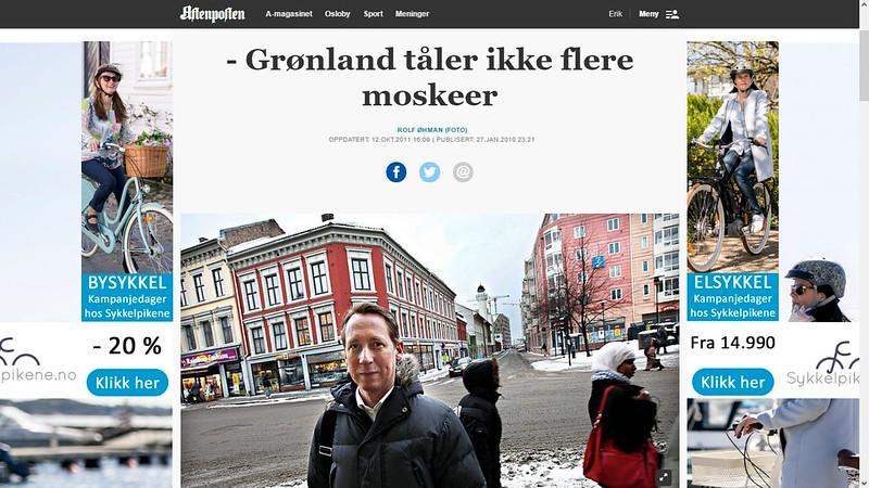 mer om grønland aftenposten