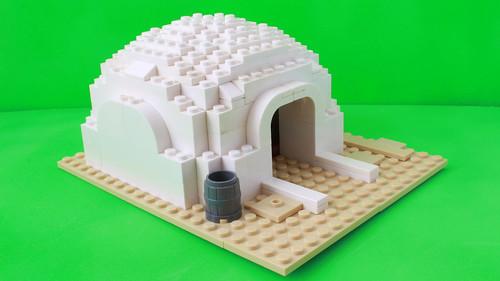 Lego Lars Homestead