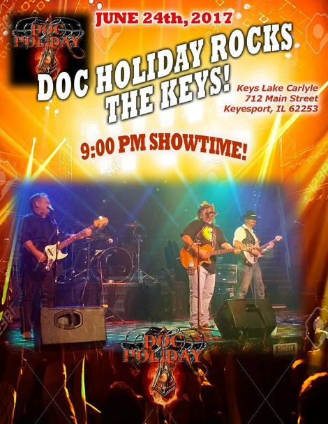 Doc Holiday 6-24-17