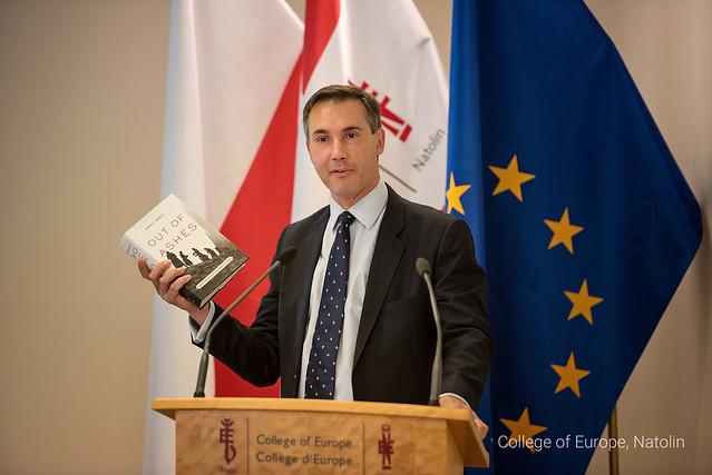 Bronisław Geremek Prize. 16 May 2017