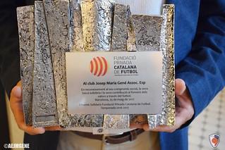 I Premis Solidaris de la Fundació FCF