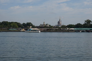The Magic Kingdom from the Ferry | by Disney, Indiana