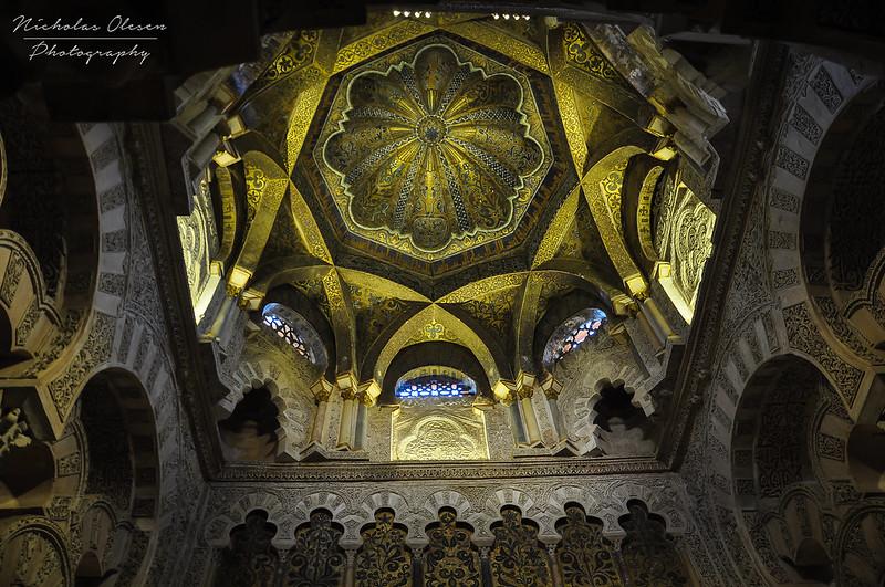 Cordoba | La Mezquita Mihrab
