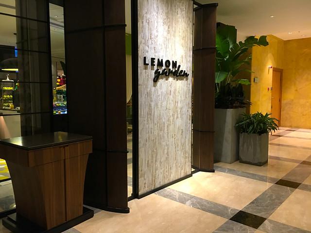 Lemon Garden Shangri-La Front Door