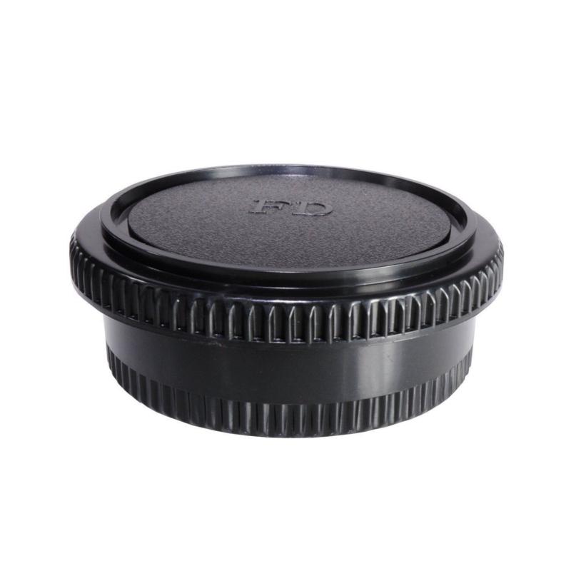 Rear Lens Cap ฝาปิดท้ายเลนส์ Canon FD