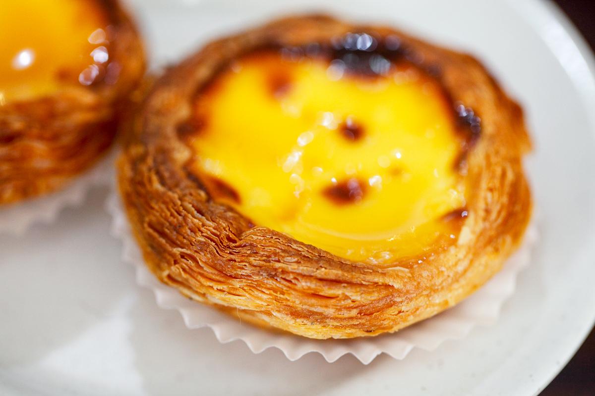 Foo Hing Dim Sum Portugese Egg Tart