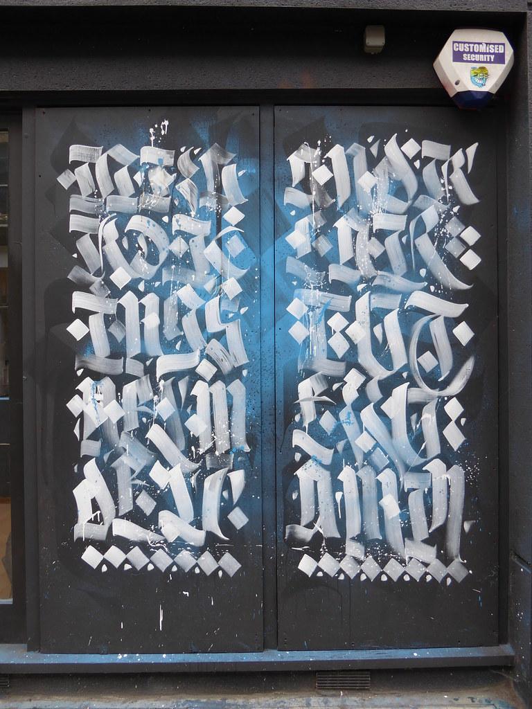 Andrea Riot Graffiti Shoreditch Duncan C Flickr