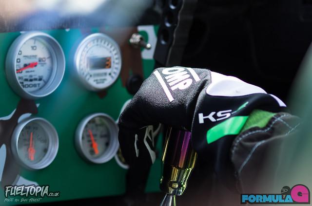 FormulaG 2017 R3 @ Santa Pod Raceway