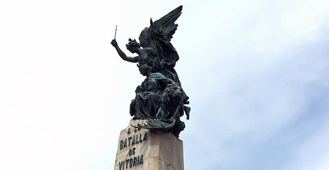 Batalla de Vitoria Monumento