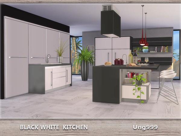 The Sims 4 - 5 cucine moderne da scaricare!